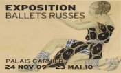 Russian Ballet Exhibition Paris