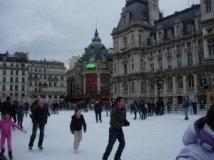 ice skating hotel de ville paris