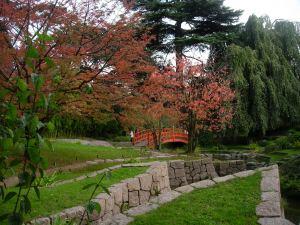 Albert Kahn Gardens Paris