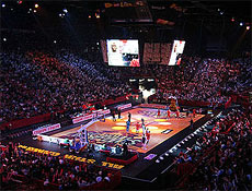 Paris All Star Basketball Game