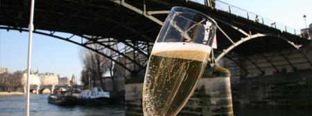 O Chateau Champagne Cruise Paris