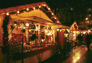 Paris Christmas Markets - picture by Paris Tourist Office, Catherine Balet