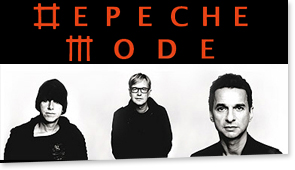 Depeche Mode Concert Paris