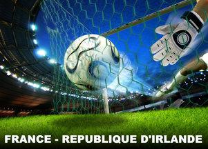 France Ireland World Cup Playoffs Paris