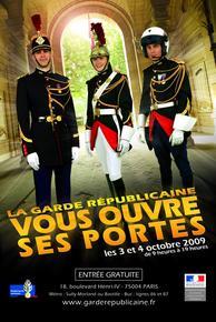 Presidential Guard Paris