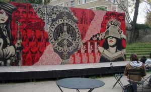Graffiti Exhibition Cartier Foundation for Contemporary Art Paris
