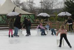 ice skating paris
