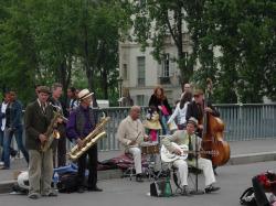 Jazz on Isle St. Louis Paris