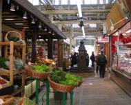 Indoor Market Aligre Paris