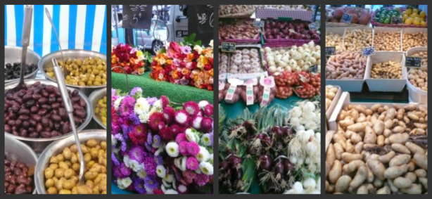 Paris Markets
