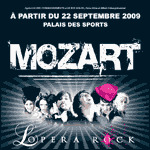 Mozart Rock Opera Paris