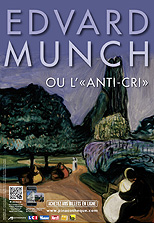 Edvard Munch Exhibition Paris