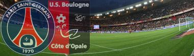 PSG vs. Boulogne