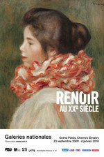 Renoir Art Exhibition Grand Palais Paris