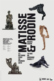 Matisse & Rodin Exhibition Paris