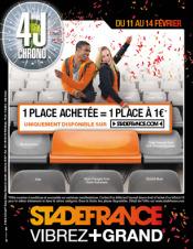 Special Offer Stade de France