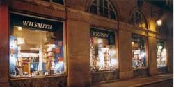 W.H. Smith Book Shop Paris