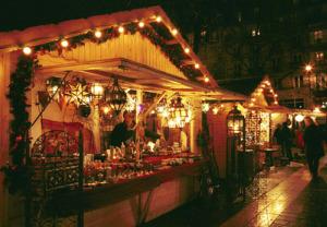 Paris Christmas Markets - picture by Paris Tourist Office, Catherine Balet