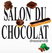 Logo for the Paris Chocolate Festival