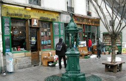 Shakespeare and Company Book Store Paris
