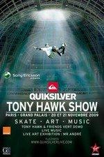 Tony Hawk at the Grad Palais Paris