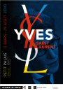 Yves Saint Laurent Exhibition Paris