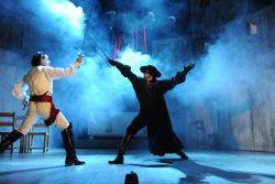 Zorro at the Folies Bergere Paris