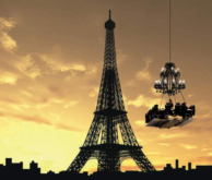 Dinner in the sky Paris