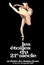 Stars of the 21st Century Ballet Paris