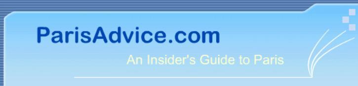 logo for parisadvice.com